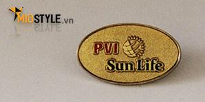 cơ sở sản xuất pin cài áo làm huy hiệu công ty đồng mạ vàng hcm13