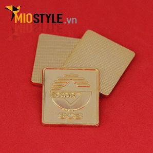 cơ sở sản xuất pin cài áo làm huy hiệu công ty đồng mạ vàng hcm7