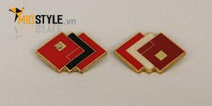 cơ sở sản xuất pin cài áo làm huy hiệu công ty đồng mạ vàng hcm1