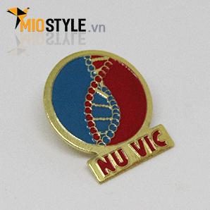 cơ sở sản xuất pin cài áo làm huy hiệu công ty đồng mạ vàng hcm20