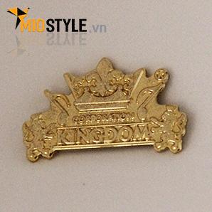 cơ sở sản xuất pin cài áo làm huy hiệu công ty đồng mạ vàng hcm18