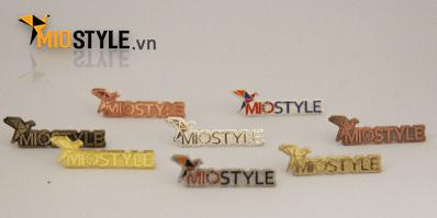 bảng màu mạ kim loại Công ty MioStyle làm quà tặng doanh nghiệp cao cấp tp hcm