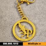 cơ sở nhận đặt làm móc khoá kim loại in hình quà tặng theo yêu cầu tphcm