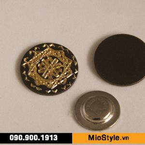 Cơ sở sản xuất huy hiệu ghim cài áo vest đặt làm theo yêu cầu tphcm huy hiệu sử dụng nam châm để cài áo