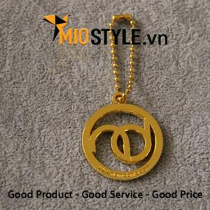 xưởng sản xuất móc khoá kim loại bằng inox, titanium, đồng thau mạ vàng cao cấp theo yêu cầu ở TP.HCM