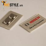 15+ mẫu huy hiệu công ty CUTE các hãng xe hơi, làm phù hiệu cài áo Bosch tphcm