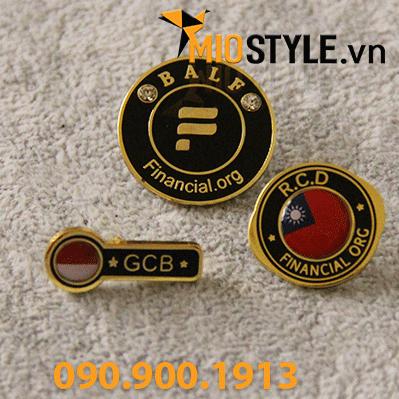 19+ mẫu đặt làm huy hiệu cài áo vest cao cấp, in logo công ty theo yêu cầu tp.hcm
