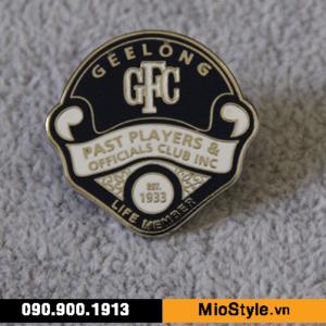 cơ sở sản xuất huy hiệu đồng kim loại pin cài áo đẹp ở tp.hcm