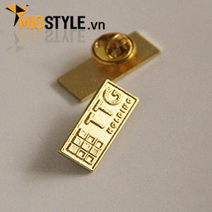 cơ sở sản xuất huy hiệu đồng kim loại pin cài áo đẹp ở tp.hcm công ty tập đoàn bất động sản nhà đất trung thuỷ TTG