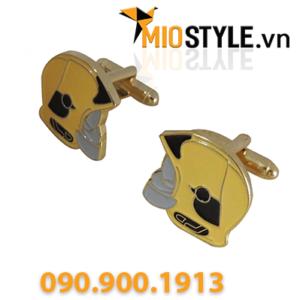 sản xuất nhận đặt làm khuy cài áo vest cufflink cuf-link cao cấp theo yêu cầu tphcm logo công ty