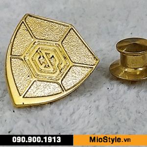 Cơ sở làm Huy Hiệu Kim Loại, Pin Cài Áo, sản xuất logo công ty tp.hcm - povicio
