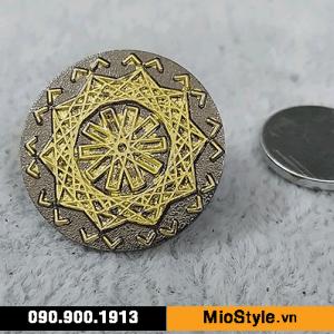 Cơ sở làm Huy Hiệu Kim Loại, Pin Cài Áo, sản xuất logo công ty tp.hcm - mạ vàng cao cấp
