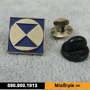 sản xuất Huy Hiệu cài áo vest, làm Pin Cài Áo cao cấp, đặt làm logo cài áo - hãng xe hơi saigon star mobile