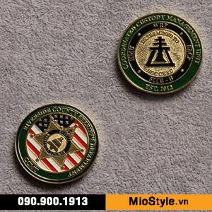 cơ sở sản xuất kỷ niệm chương đặt làm huy chương vàng bạc đồng theo yêu cầu - quân đội hoa kỳ