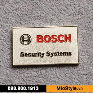 sản xuất kỷ niệm chương, đặt làm huy chương vàng bạc đồng theo yêu cầu - huy hiệu cty Bosch